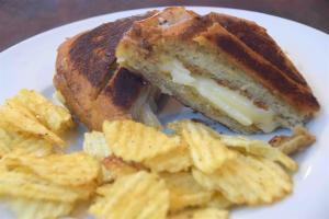 Rockstar Grilled Cheese Sandwich 1018502 By Cookingitalianwithjoe