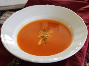 How To Make Red Bell Pepper Soup