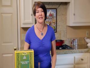 Cooking Guru Tip Barbara Extra Virgin Olive Oil
