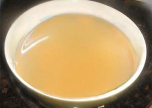 Slow Cooker Fish Stock