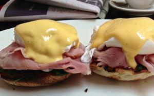 Eggs Benedict New