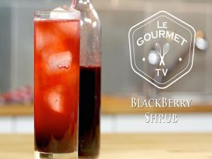 Blackberry Shrub Recipe