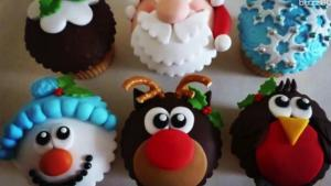 Holiday Cupcakes To Sweeten The Season