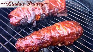 Maple Hickory Bacon Wrapped Pork Tenderloin 1016965 By Lindaspantry