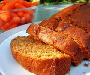 Carrot Cheese Bread