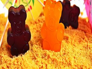 Easy Gummy Bears