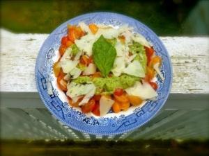 Italian Caprese Salad Recipe