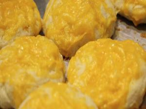 Home Made Cheddar Cheese Biscuits