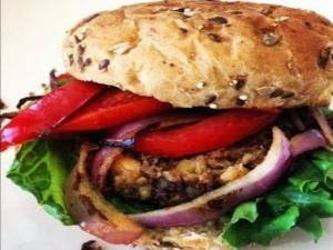 Lentils Burger