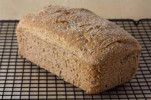 Molasses Brown Bread