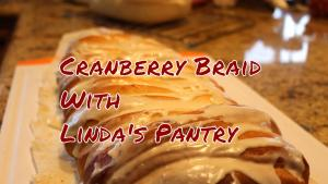 Holiday Cranberry Cheese Braid 1019235 By Lindaspantry