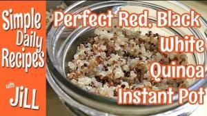 Quinoa Instant Pot