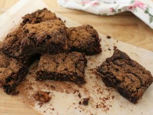 Vegan Brownies Web