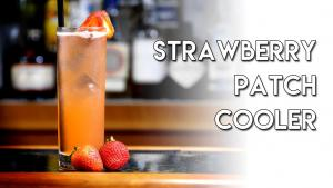 The Strawberry Patch Cooler Poolside Cocktails With Gretchens Bakery 1016894 By Commonmancocktails
