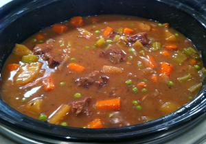 Easy Beef Casserole Slow Cooker One Pot Chef