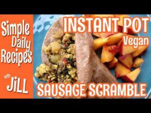Sausage Scramble