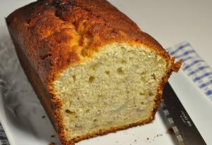 Banana Buttermilk Cake