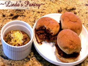 Sloppy Joes From The Home Canned Pantry