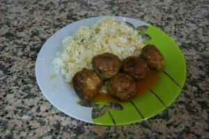 Hongkong Meatballs