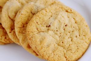 Crispy Praline Cookies