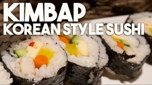 Kimbap Korean Style Sushi With Sang Kim 1019681 By Kravingsblog