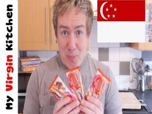 Tasting Some Singapore Treats