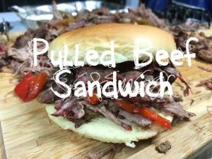 Smoked Pulled Beef Chuck On The Traeger Pellet Smoker 1019686 By Mothersbbq