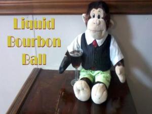Liquid Bourbon Ball
