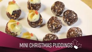 How To Christmas Mini Christmas Puds 1019498 By Zoomintv