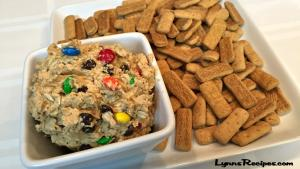 Monster Cookie Dough Dip 1017986 By Lynnsrecipes