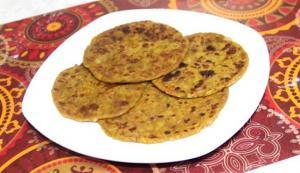Farali Aloo Paratha For Upvas Vrat Indian Fasting Potato Bread Gluten Freevegan 1018332 By Bhavnaskitchen