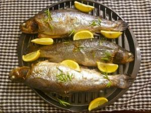 Mediterranean Whole Trout