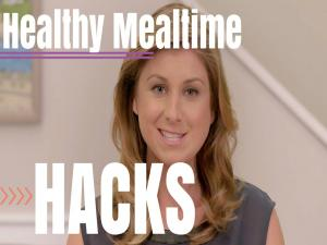 Healthy Mealtime Hacks To Save Calories And Boost Nutrition
