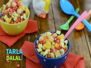 Fruity Chana Salad