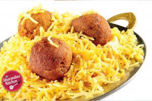 Murgh Noormahal Biryani Chicken Kofta Biryani New Eid Recipe 1016869 By Sharmilazkitchen