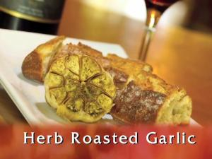 Herb Roasted Garlic