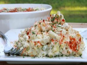 Easy Southern Tuna Macaroni Salad Recipe