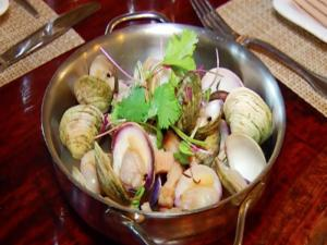 Roasted Clams