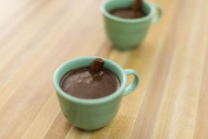 Reduced Sugar Hot Chocolate With Truvia Natural Sweetener