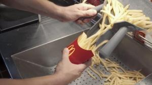 Mcdonalds Shows What Goes Into Their French Fries