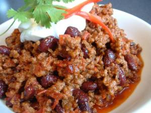 Chili Con Carne from USA