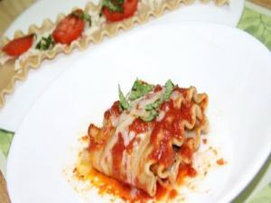 Quick Lasagna Roll Ups