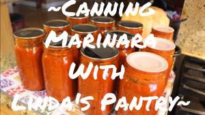 Canning Delicious Marinara 1018765 By Lindaspantry