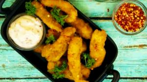 Spicy Chicken Fingers Recipe 1017945 By Beingindiansawesomesauce