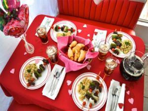 V Day Meal