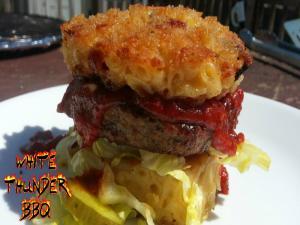 Mac Daddy Burger Recipe