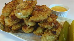 Chicken With Dipping Sauce