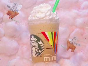 Starbucks Adds Mini Frappuccino To The Menu
