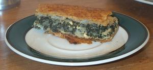 Cheese Spanakopita
