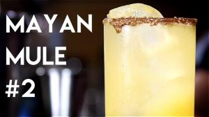 Mayan Mule 2 Habenero Infusion 1017100 By Commonmancocktails